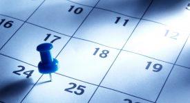 Community Room Calendar