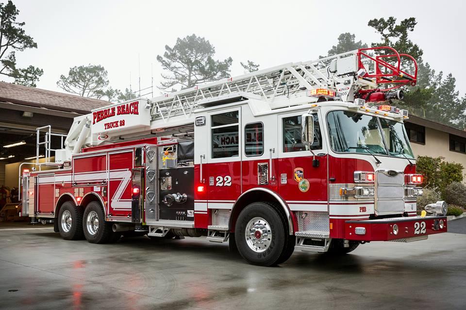 Fire Truck 22