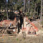 Forest Lake Reservoir October 2005
